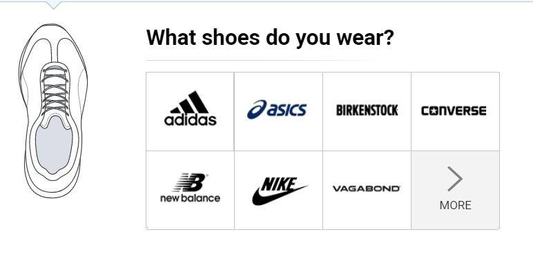 ما هو مقاسي من احذية شي ان ؟